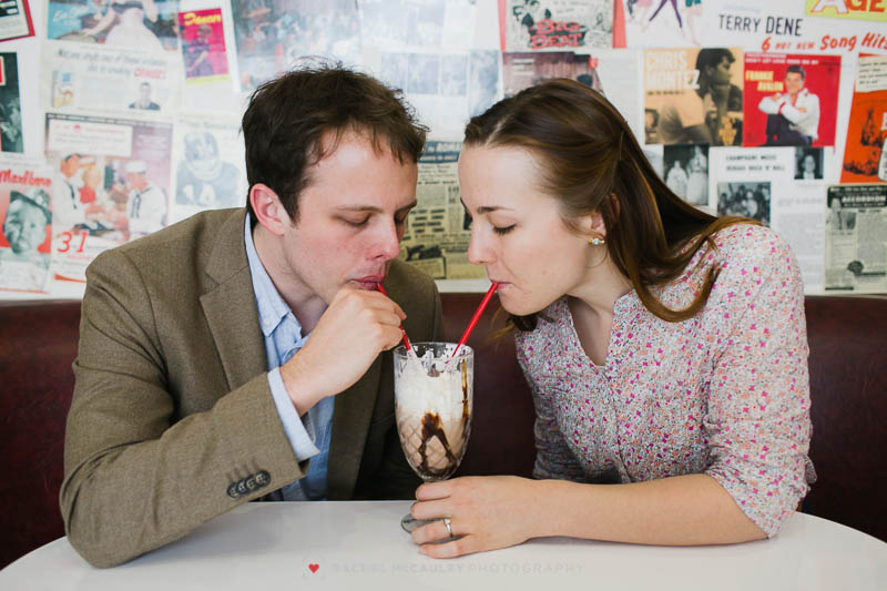 cafe 50s los angeles engagement -8806
