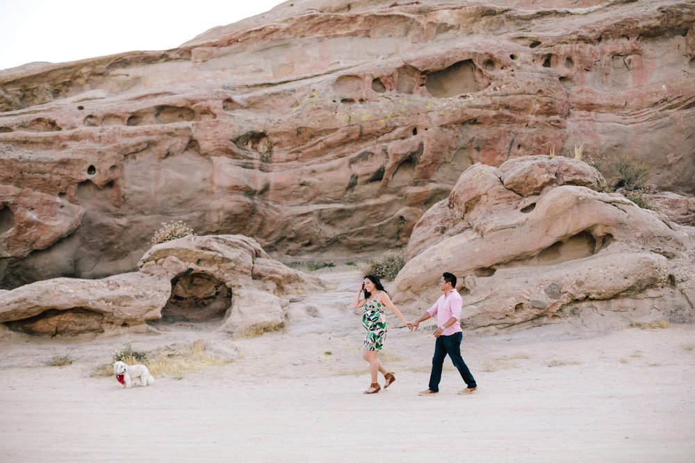 Vasquez Rocks Maternity