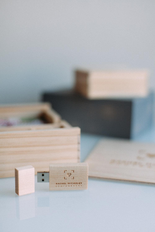 - usb in keepsake wood box - 150