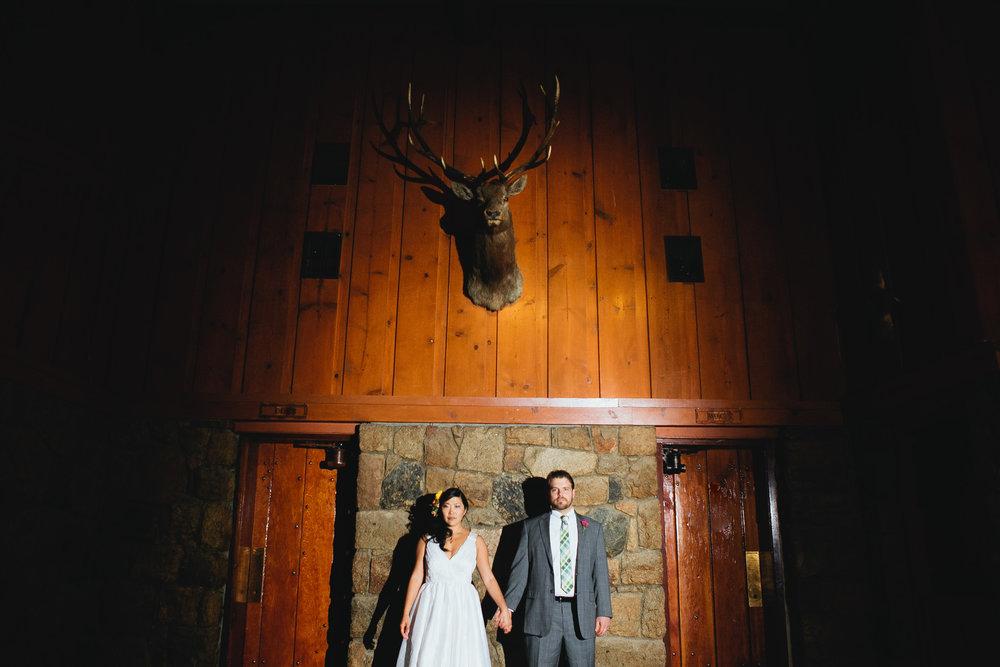 Regina & Chris :: San Moritz Lodge