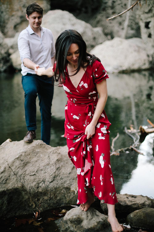 Liz & Adam :: Malibu Creek State Park
