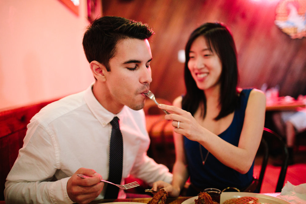 roscoes chicken and waffles engagement-115.jpg