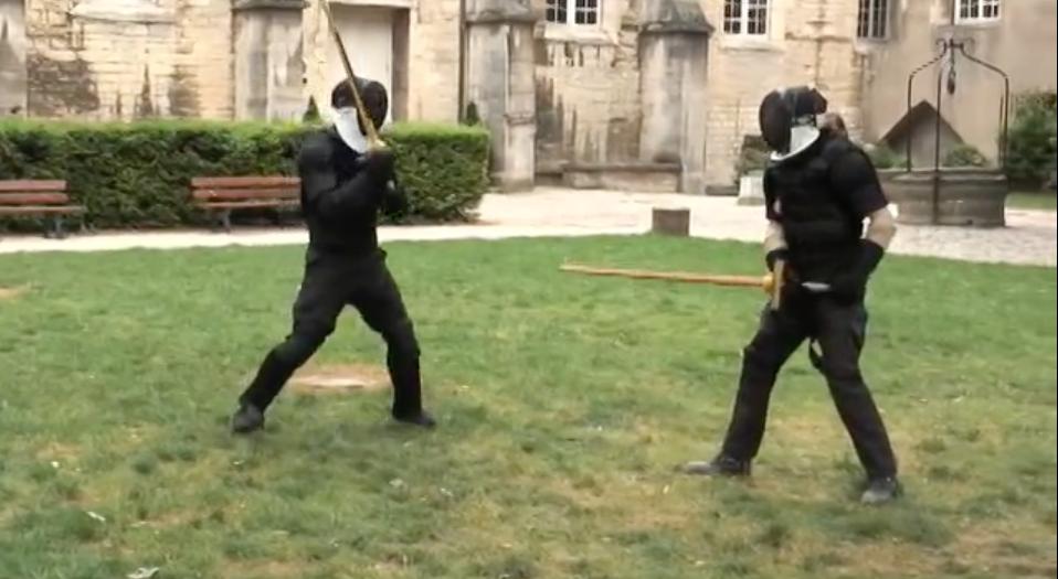 Shinait olivat jonkun aikaa suosittu miekkasimulaattori sparrissa.
