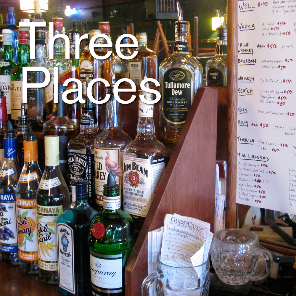 Three Places