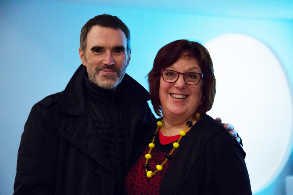 Clint Hutzulak (web designer), Sandra Meigs