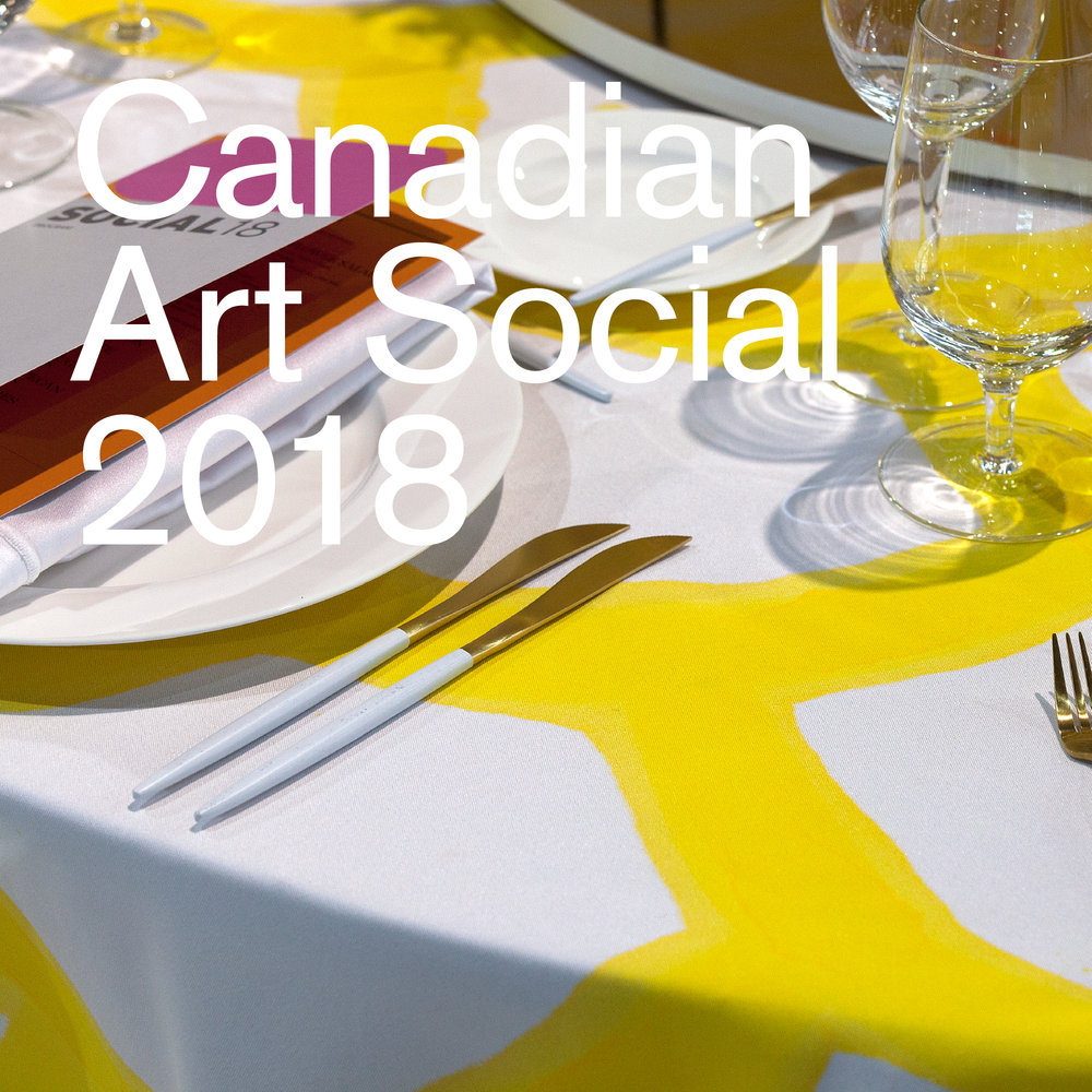 Canadian Art Social 2018