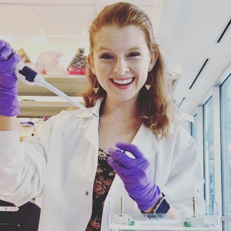Hannah Wilson - UNDERGRADUATE RESEARCHER