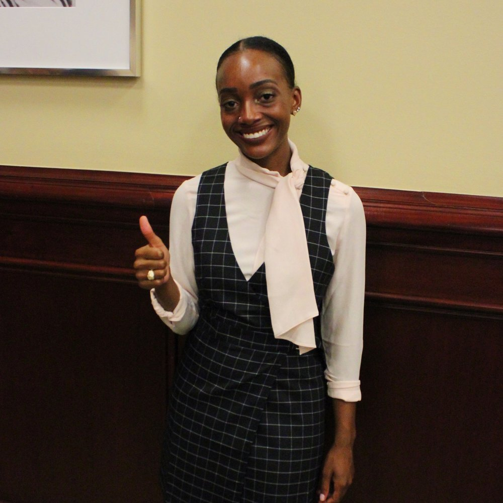 Kendall Green - UNDERGRADUATE RESEARCHER