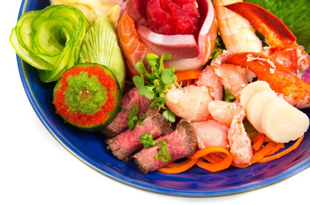 Chef's Special Chirashi Bowl