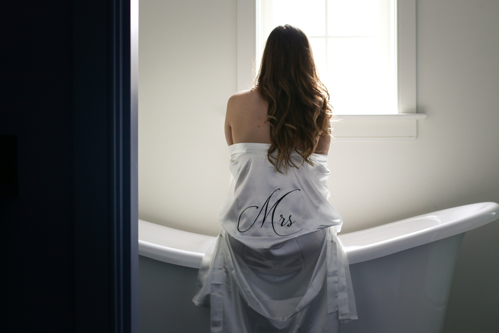 Raleigh NC Boudoir Photographer