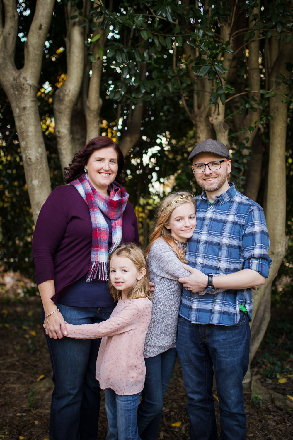 Raleigh NC Family Portrait Photographer