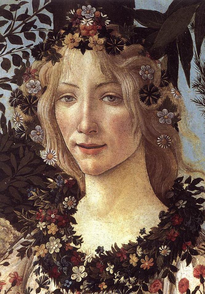 Sandro Botticelli,  Primavera , 1482