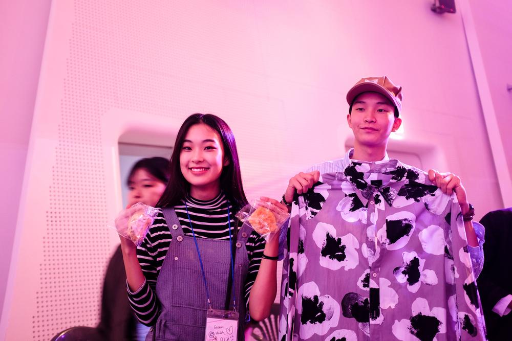 KIM EUN HAE (@eunhae0820) &AHN SEUNG JOON (@asjooon)