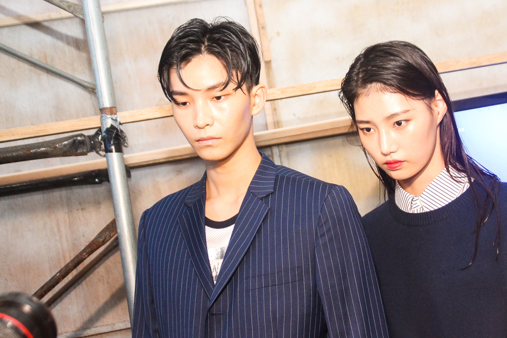 SeoulFashionWeek-SS16-OrdinaryPeople-backstage