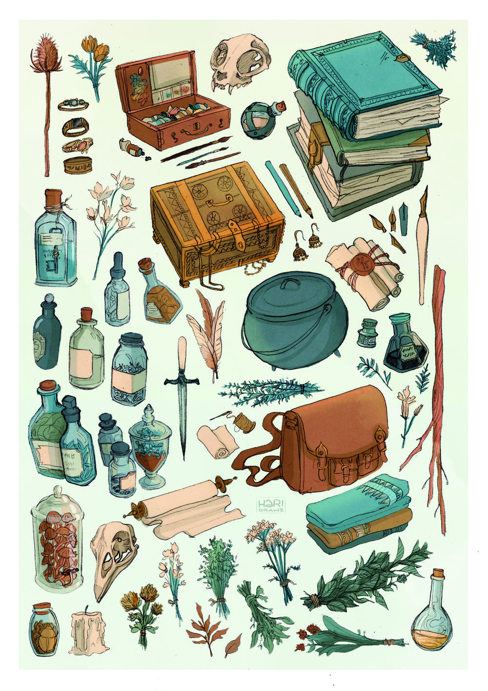 Items -