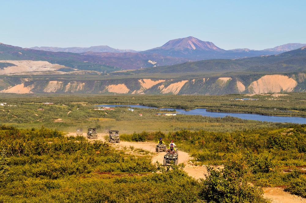 Alaska's premier ATV tour company