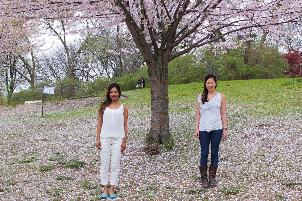 Amitha & Adrienne