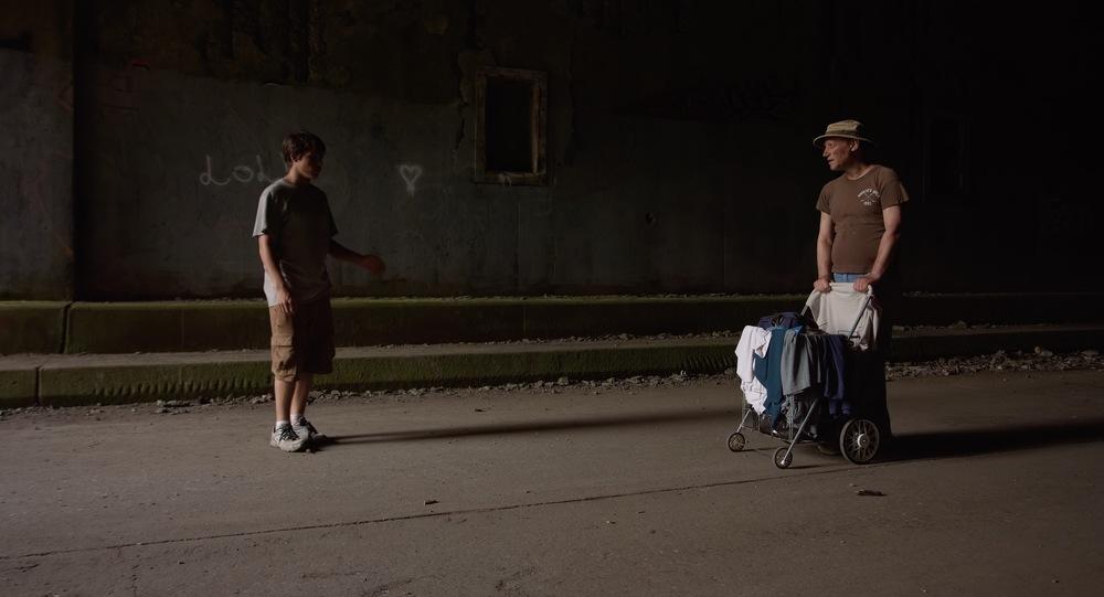 Mitch and Cart Man.jpg