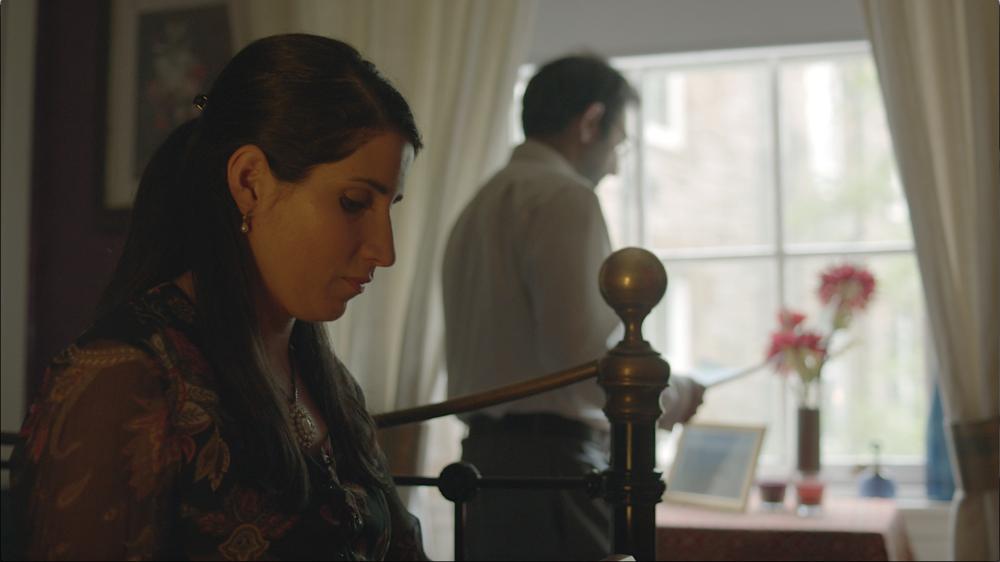 Maryam Hamidi & Amir Rahimzadeh