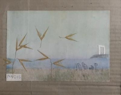NAXOS  21 x 27,4  1979   PREIS: 333 EURO