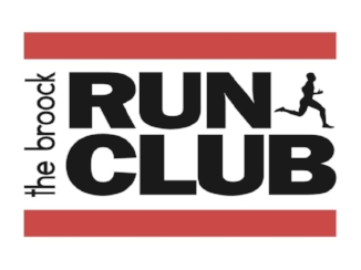 "What is ""the broock RUN CLUB""?"