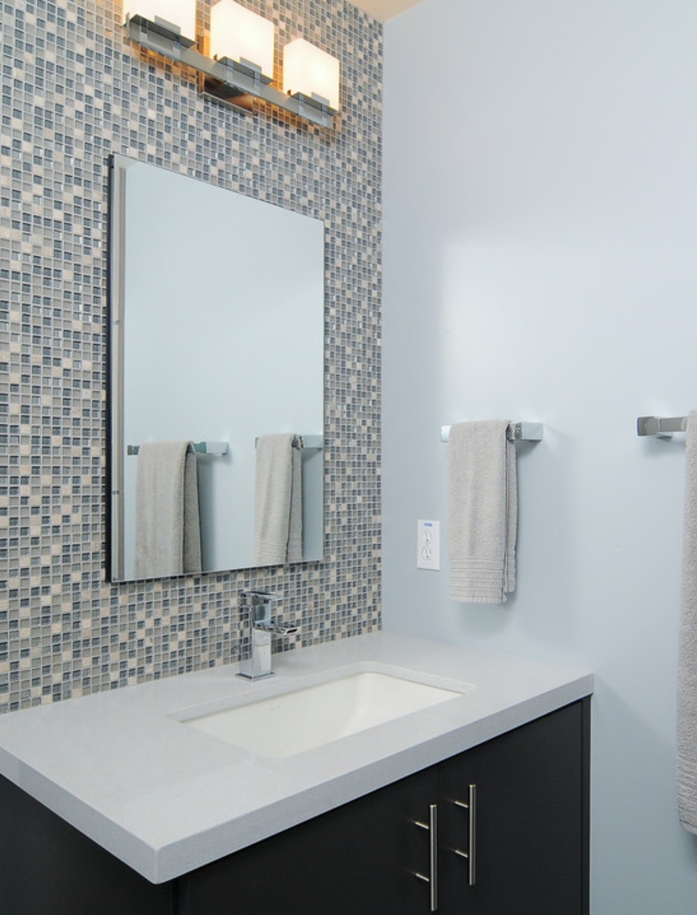 Absolute White Vanity & Mini Glass Mosaic.JPG