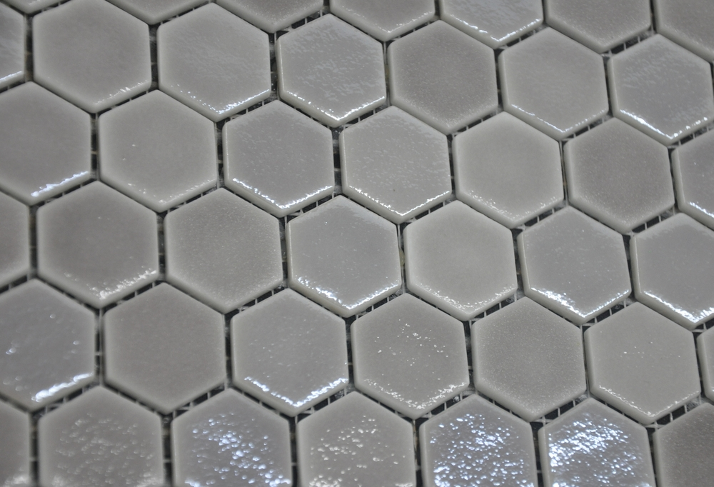 Hexagon Silver Organic