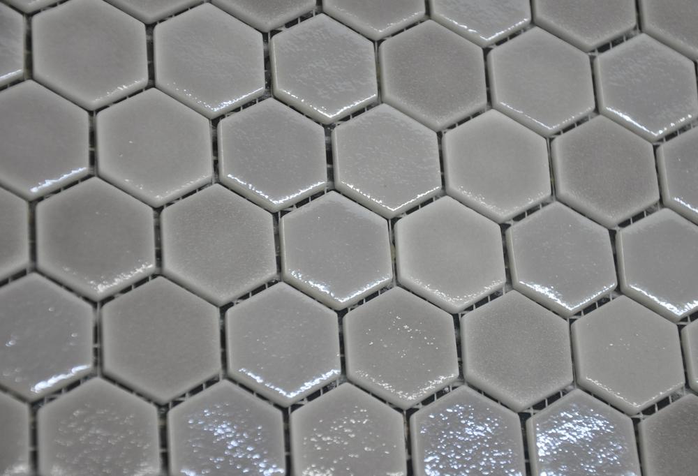 Hexagon Silver Organic