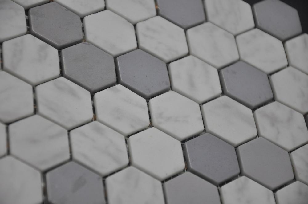 Hexagon Mix Organic