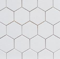 """White Hexagon 2"""""""