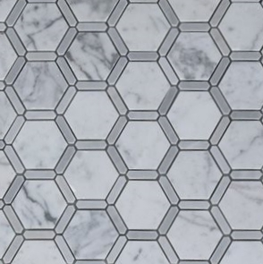 Honeycomb Carrara