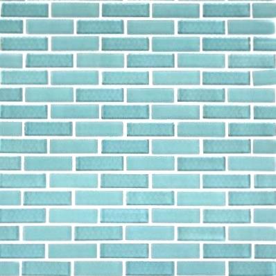 Turquoise Brick