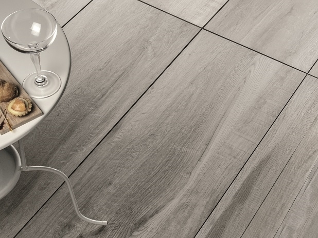 Wooden Grey Paver