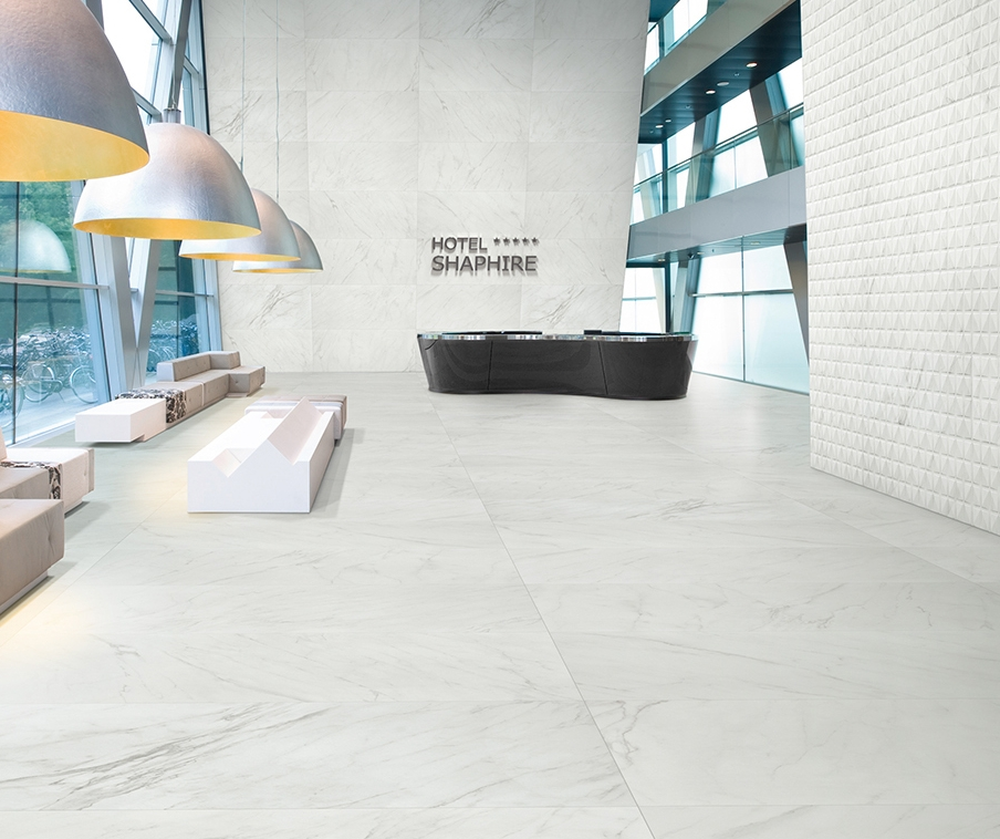 New Evoque Porcelain Collection