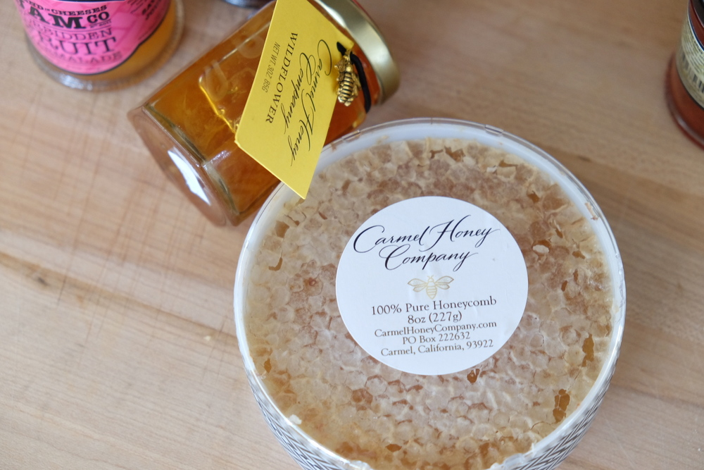 Carmel Honey Company Honeycomb