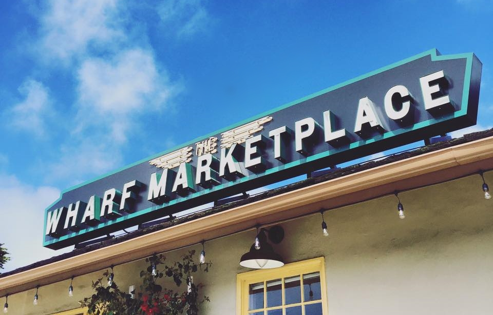 The Wharf Marketplace: 290 Figueroa Street, Monterey, CA 93940