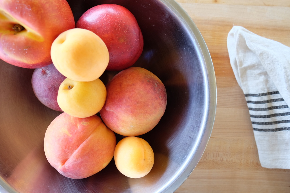 Stone Fruit Season is upon us.