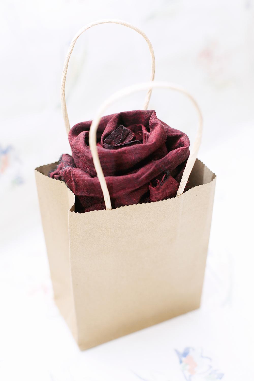 organic cotton scarfs toronto