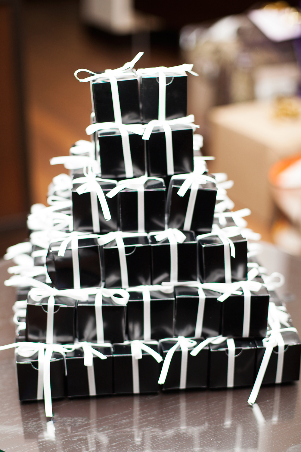giftbox tower
