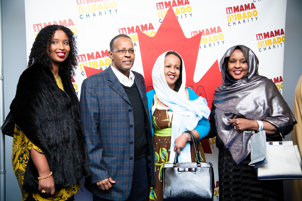 Mama Ibado Charity Launch 2016