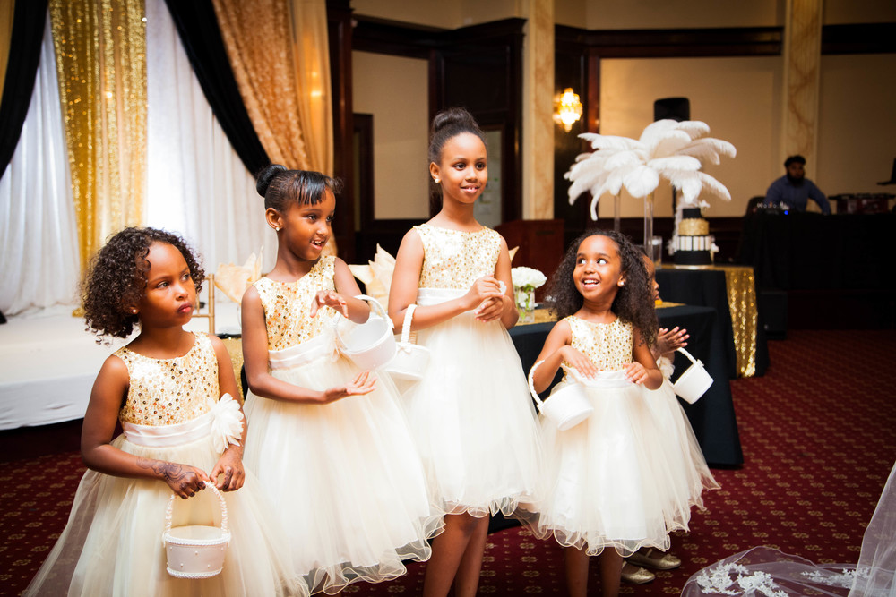 Somali Wedding Toronto Karimah Gheddai Photography