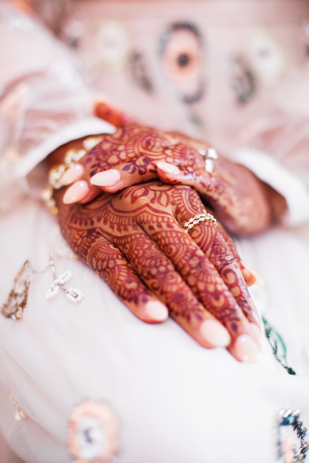 Karimah Gheddai Photography Toronto Wedding Red Henna Manicure Blush Pink Eritrean W  edding Photographer