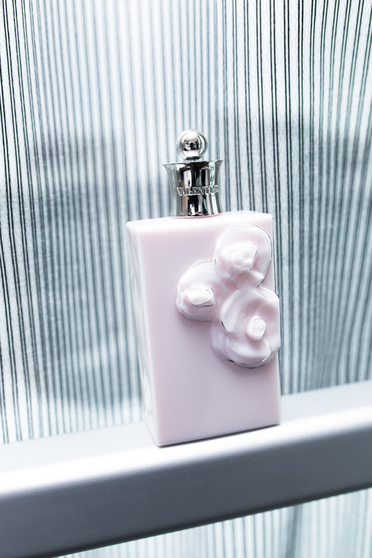 Karimah Gheddai Photography Valentino Perfume