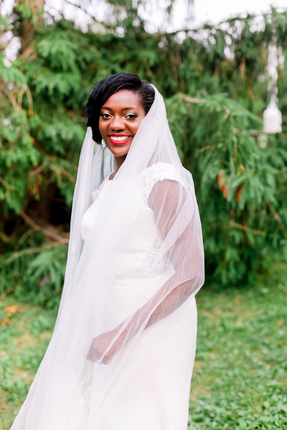 Wedding Photography Kenyan Canadian Photographer Karimah Gheddai Tyndale University College African Black couples Portraits Blue Suit International Multicultural Ontario Toronto Canada Beautiful bride