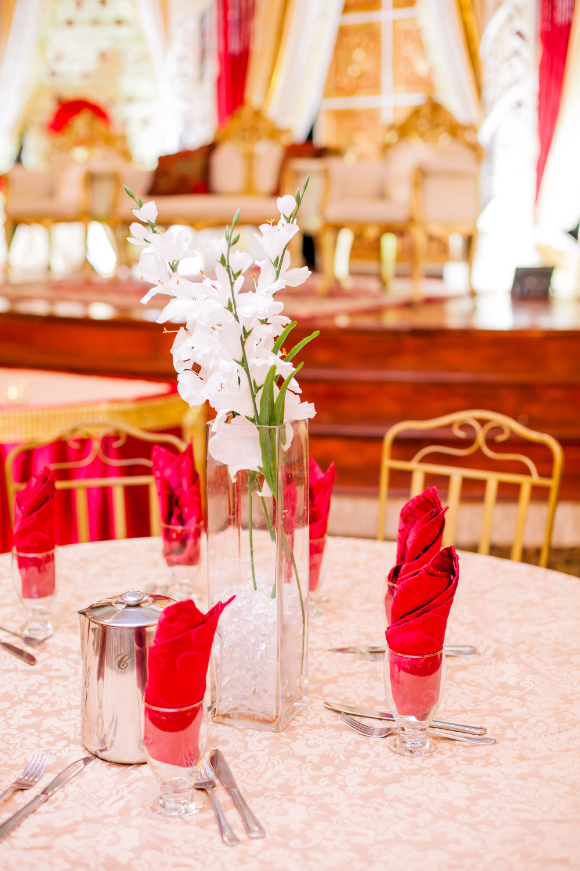 Brampton Wedding Photographer Toronto Indian Mississauga Pakistani Red Decor Decor company styled shoot inspiration Lavish Dulhan South Asian Brides Nikkah Chandni Grand Dubai