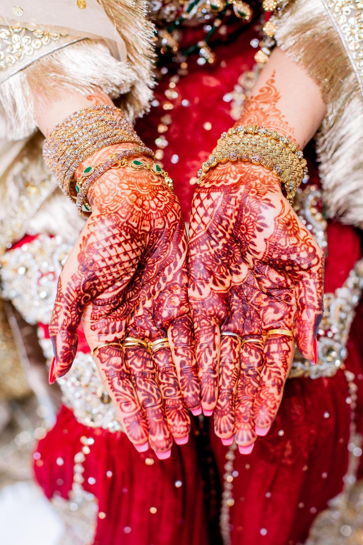 Brampton Wedding Photographer Toronto Indian Mississauga Pakistani Red Decor Decor company styled shoot inspiration Lavish Dulhan South Asian Brides Nikkah Chandni Grand Dubai Red Henna