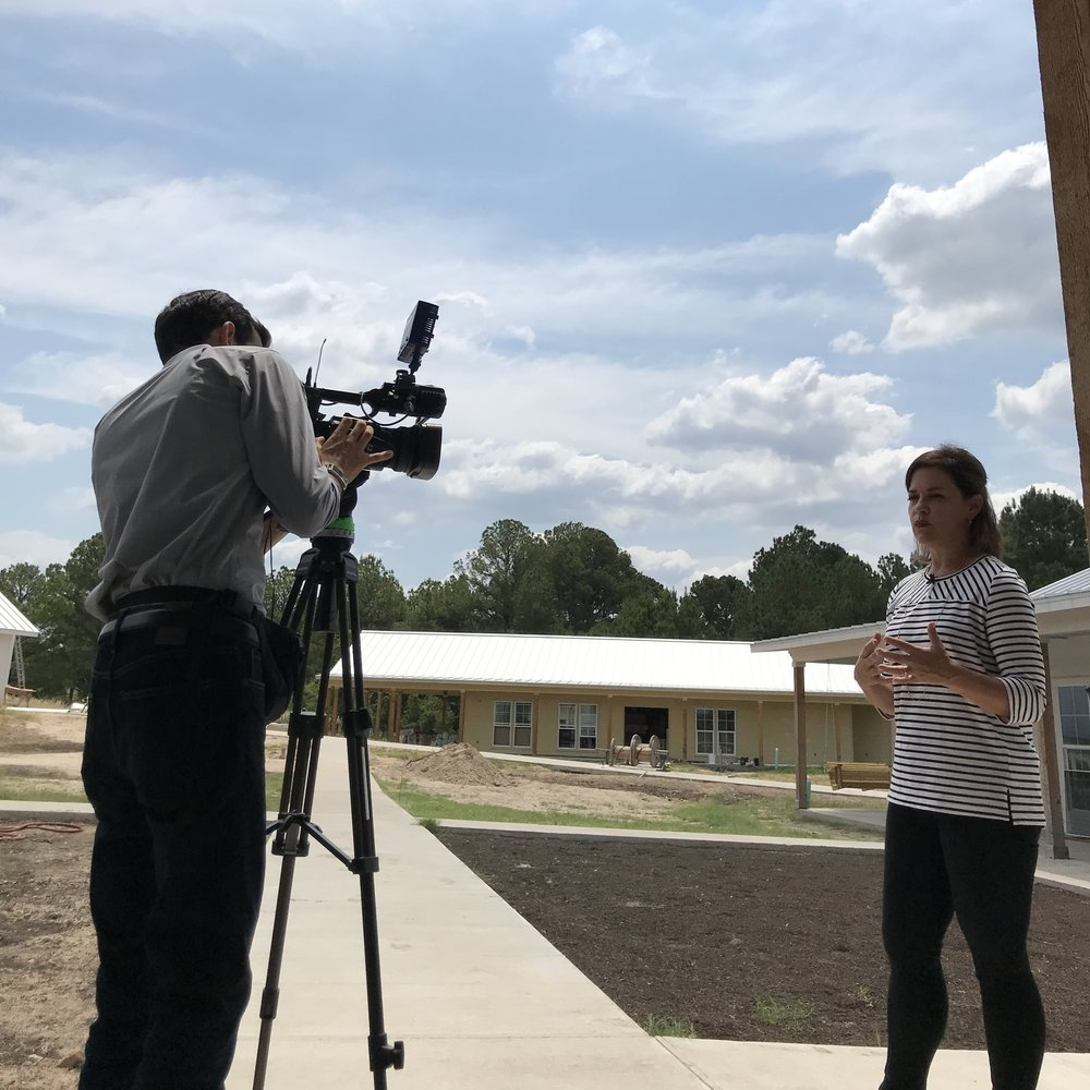 KXAN: The Refuge Ranch opens for girls escaping sex trafficking in Texas. Watch here!