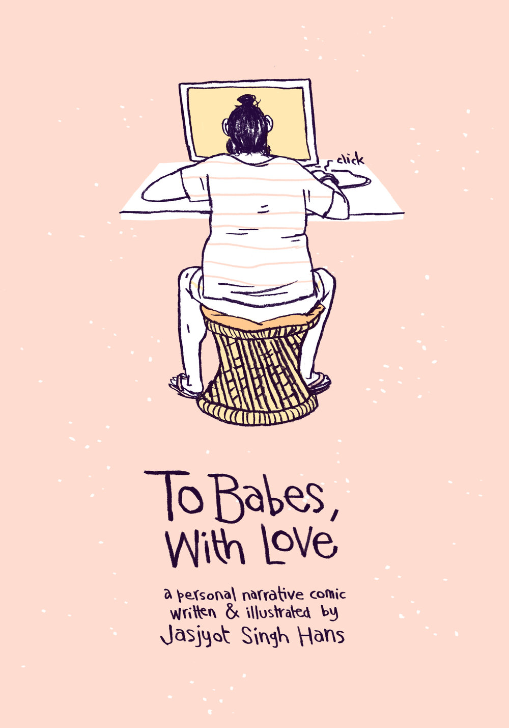 Cover of To Babes, With Love by Jasjyot Singh Hans