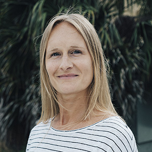 Photograph of Claire Porter, holistic coach and founder of Bilancia
