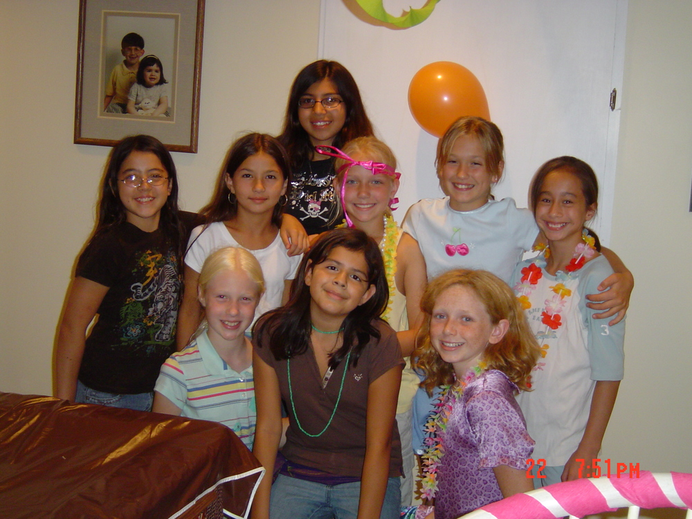 Alyssa's 11th B-Day.JPG